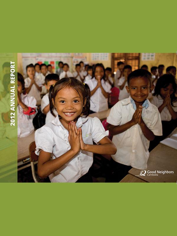 2012 GNC Annual Report