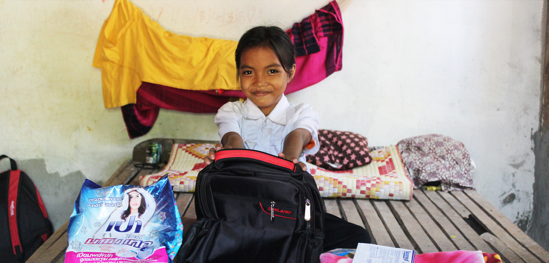 Study Materials And School Uniform Get The Child Back In School